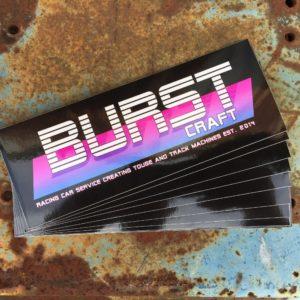 Burst Craft 80's Dream